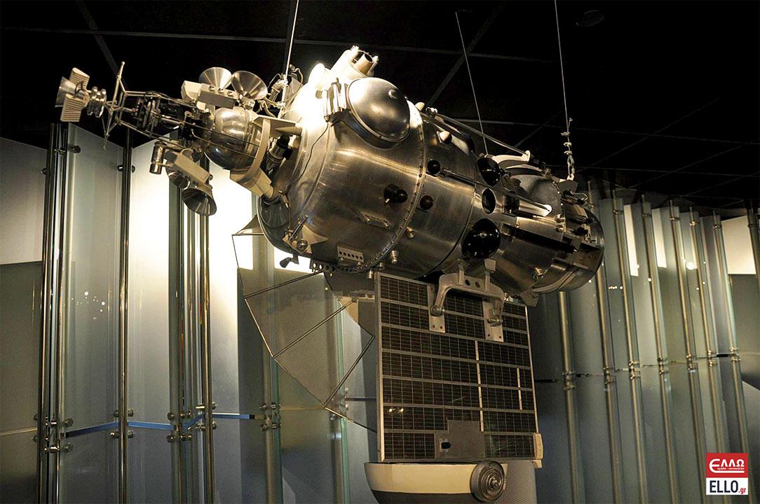 Μουσείο Μνήμης της Κοσμοναυτικής | Mars-1 Station