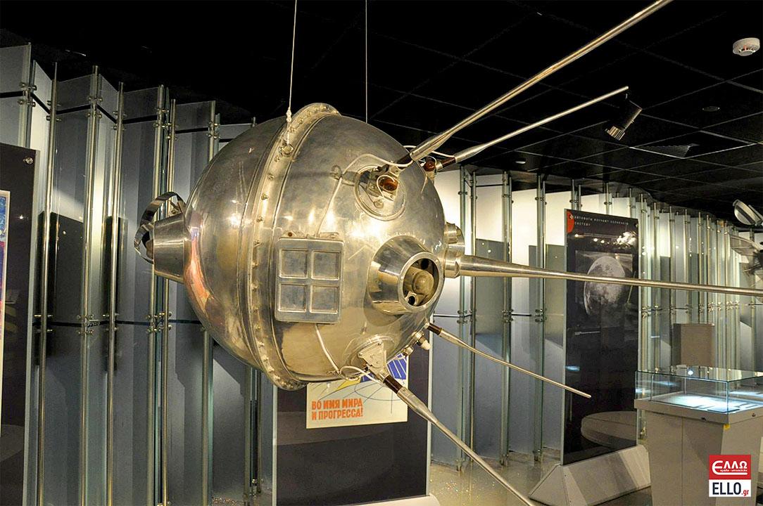 Μουσείο Μνήμης της Κοσμοναυτικής | Luna-1 Station