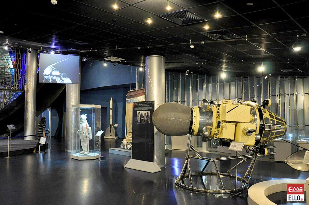 Μουσείο Μνήμης της Κοσμοναυτικής 25