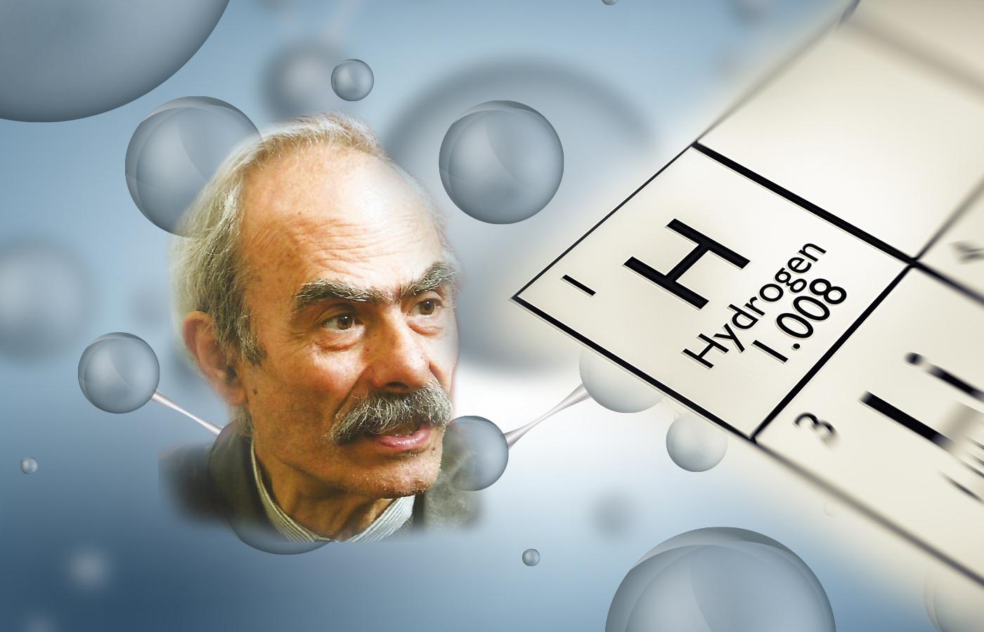 Πέτρος Ζωγράφος - Το μέλλον είναι το υδρογόνο