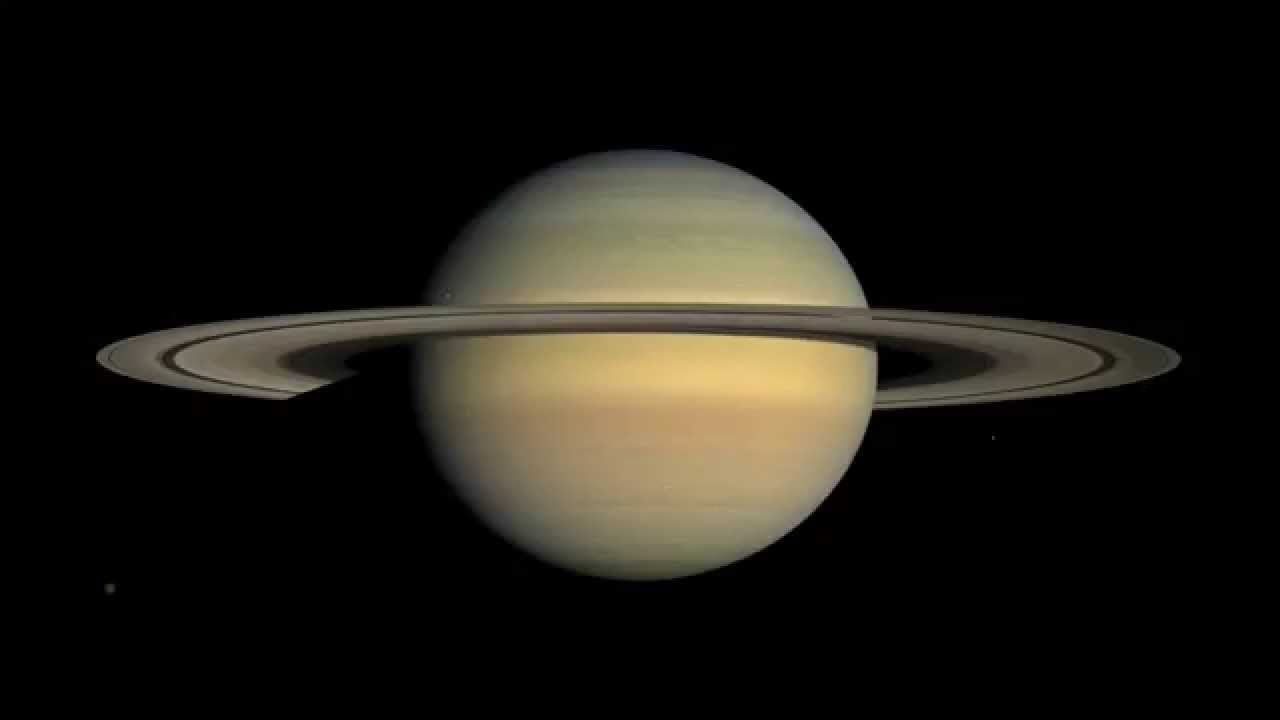 Sounds of Saturn - NASA Voyager Recording (HQ/HD)