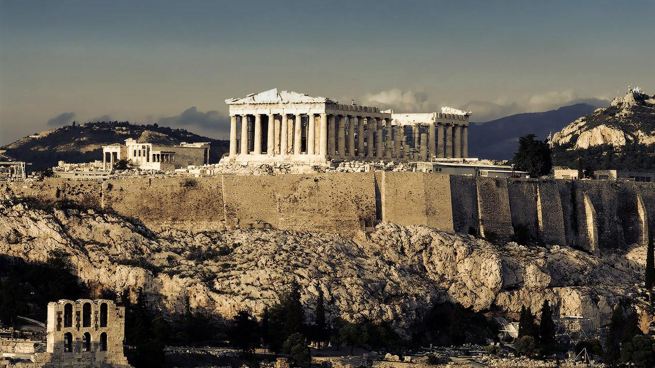 Τα μυστικά του Παρθενώνα HD (Ελληνικοί υπότιτλοι)
