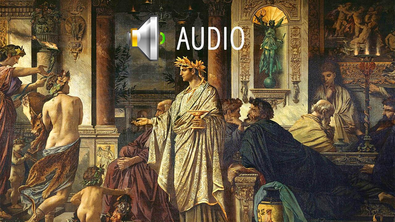 Το Συμπόσιο του Πλάτωνα - Audio