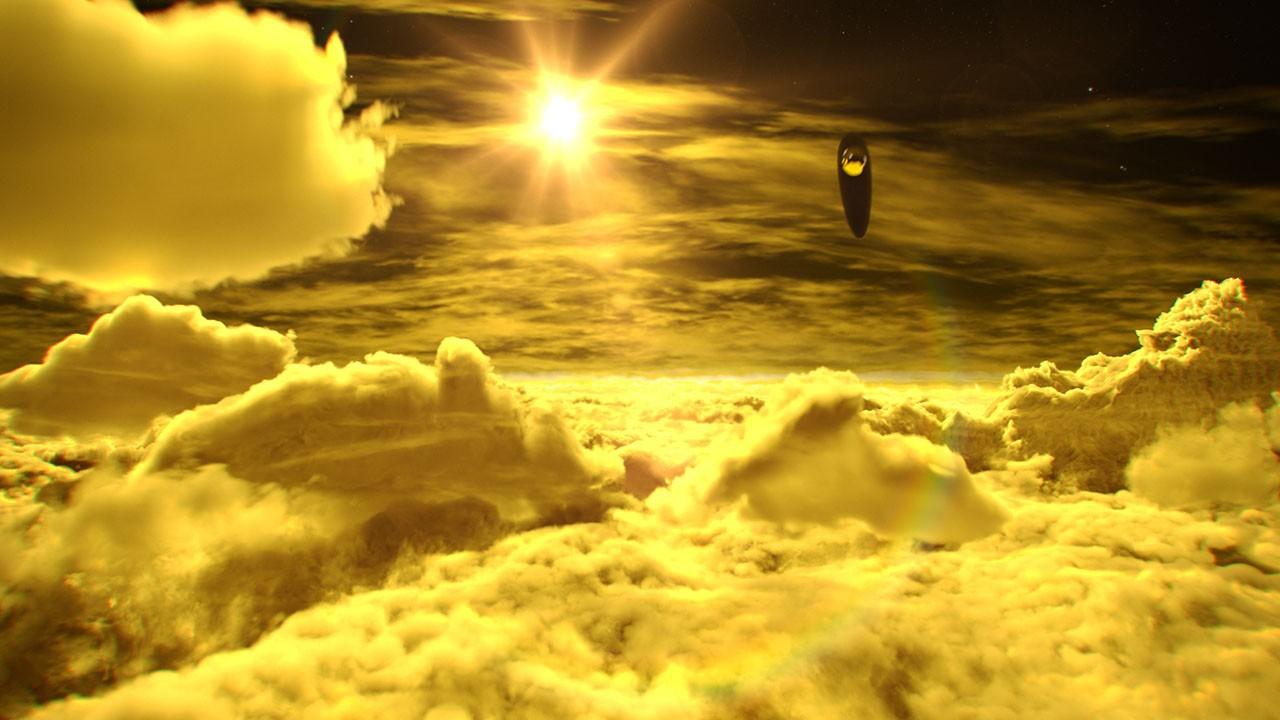 Κόσμος: Μία Οδύσσεια στο χωροχρόνο - 4. Ένας ουρανός γεμάτος φαντάσματα